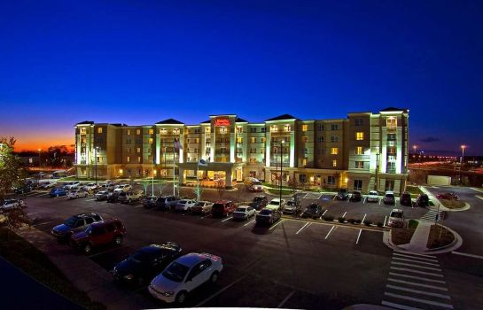 Vista exterior Hampton Inn - Suites Washington-Dulles Intl Airport
