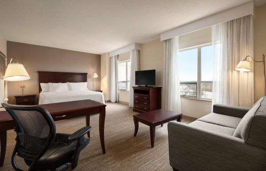 Suite Hampton Inn - Suites Washington-Dulles Intl Airport