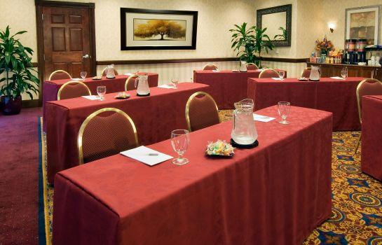 Sala de reuniones Hampton Inn - Suites Washington-Dulles Intl Airport