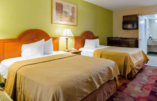 Zimmer Quality Inn Historic East - Busch Gardens Area