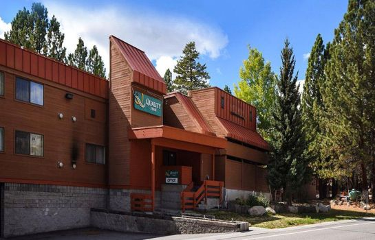 Außenansicht Quality Inn near Mammoth Mountain Ski Resort