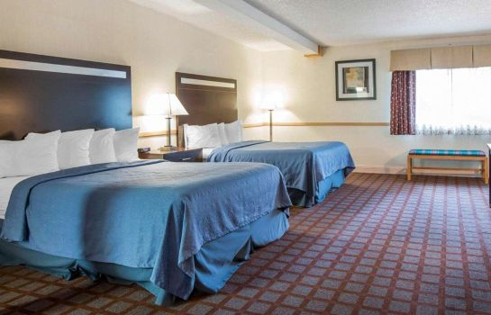 Zimmer Quality Inn near Mammoth Mountain Ski Resort