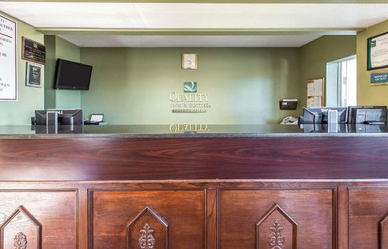 Hotelhalle Quality Inn & Suites Macon North