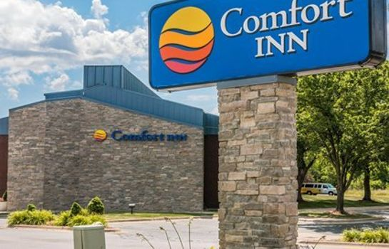 Exterior view Comfort Inn Plymouth - West Livonia