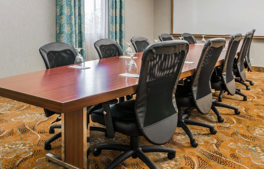 Conference room Comfort Inn Plymouth - West Livonia
