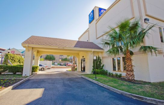 Außenansicht Americas Best Value Inn Austin