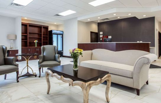 Hotelhal Clarion Inn & Suites Oxford East