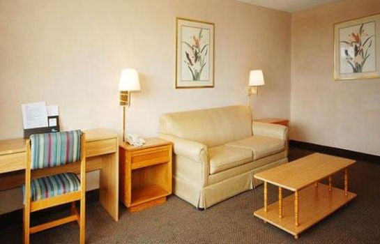 Kamers Clarion Inn & Suites Oxford East