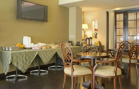 Restaurant RAMADA BY WYNDHAM LOS ANGELES