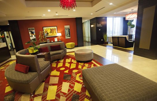 Hotelhalle Crowne Plaza HOUSTON GALLERIA AREA