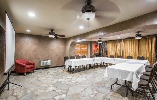 Sala de reuniones Quality Inn & Suites Near The Border