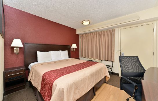 Chambre RED ROOF MERRILLVILLE