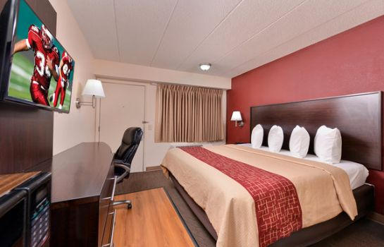 Kamers Red Roof Inn Champaign - University