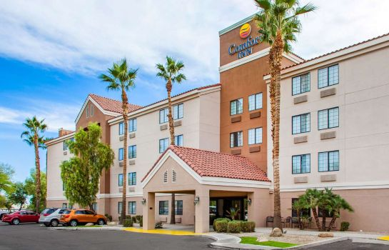 Vista esterna Comfort Inn Chandler - Phoenix South