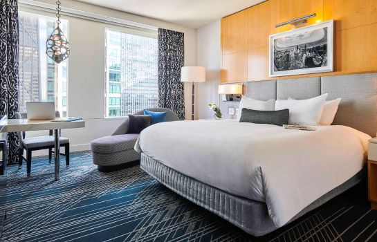 Zimmer Sofitel Chicago Magnificent Mile