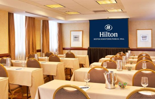 Sala congressi Hilton Boston Downtown-Faneuil Hall
