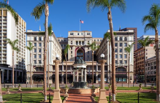 Außenansicht THE US GRANT a Luxury Collection Hotel San Diego