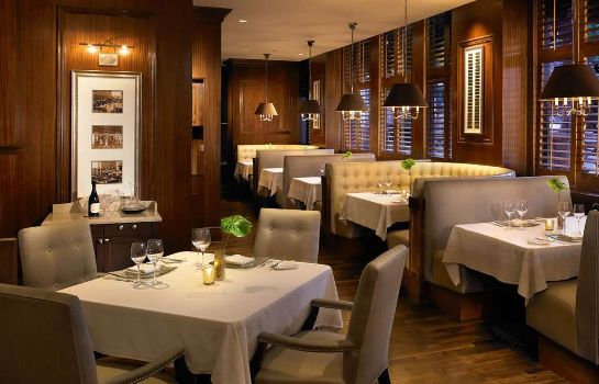 Restaurant THE US GRANT a Luxury Collection Hotel San Diego