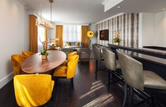 Zimmer THE US GRANT a Luxury Collection Hotel San Diego
