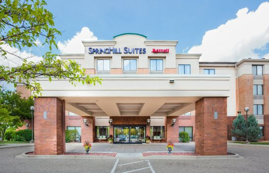 Außenansicht SpringHill Suites Minneapolis West/St. Louis Park