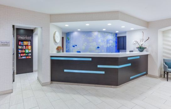 Hotelhalle SpringHill Suites Minneapolis West/St. Louis Park