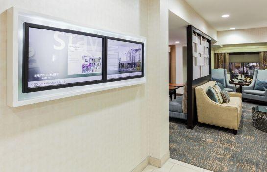 Info SpringHill Suites Minneapolis West/St. Louis Park