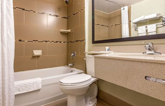 Suite Comfort Inn Airport West