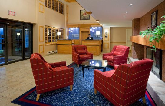 Vestíbulo del hotel Holiday Inn Express TORONTO EAST - SCARBOROUGH
