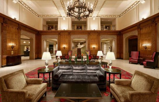 Hall Fairmont Chateau Laurier