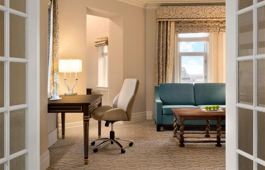 Suite Fairmont Chateau Laurier