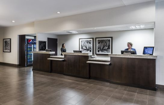 Lobby Delta Hotels Sault Ste. Marie Waterfront