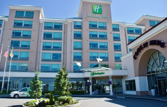 Vista exterior Holiday Inn VANCOUVER AIRPORT- RICHMOND