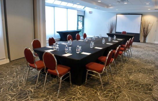Sala de reuniones Holiday Inn VANCOUVER AIRPORT- RICHMOND