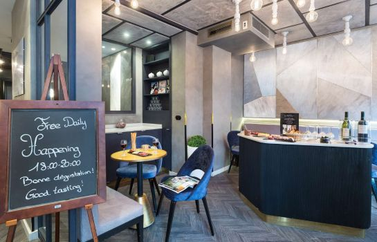 Restaurant Best Western Hotel Ohm by Happyculture