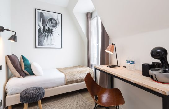 Chambre individuelle (standard) Best Western Hotel Ohm by Happyculture