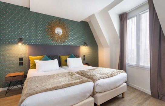 Chambre double (standard) Best Western Hotel Ohm by Happyculture