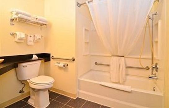 Cuarto de baño Best Inn Cozy House & Suites