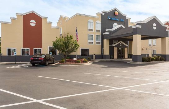 Vista exterior Comfort Inn Decatur