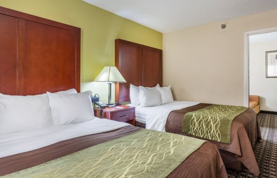 Habitación Comfort Inn Decatur