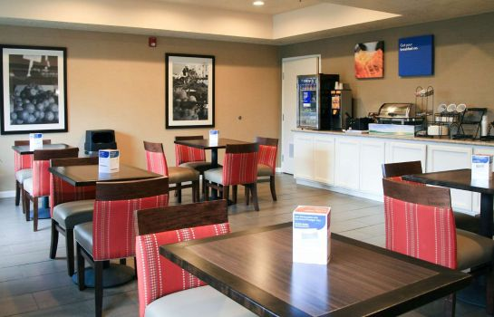 Restauracja Comfort Inn Lathrop - Stockton Airport