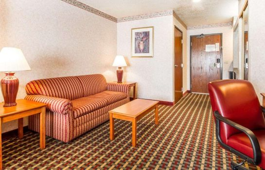 Suite Comfort Inn Lathrop - Stockton Airport