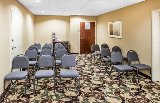 Conference room Comfort Inn Douglasville