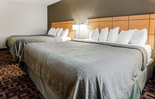Suite Quality Inn & Suites Des Moines Airport