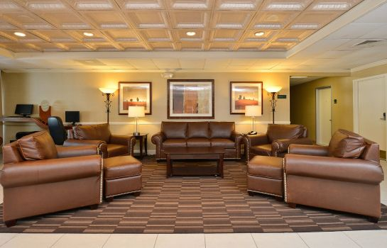 Hotelhalle BEST WESTERN NORTH SHORE HOTEL
