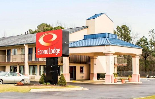 Vista esterna Econo Lodge North
