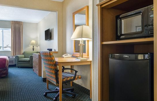 Suite Econo Lodge West