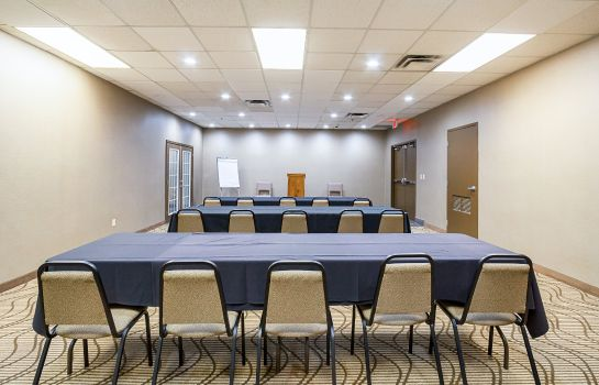 Conference room Comfort Inn Downtown