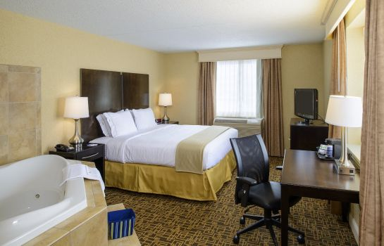 Zimmer Holiday Inn Express PHILADELPHIA - PENNS LANDING