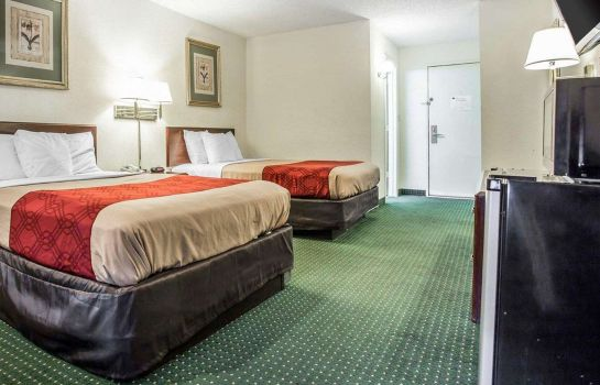 Doppelzimmer Komfort Econo Lodge Inn & Suites Fort Jackson area