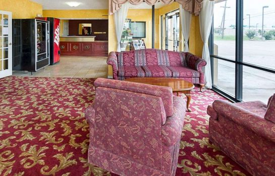 Hall Econo Lodge Hillsboro